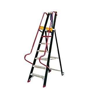 Altrex 0000493Warehouse Ladder, Number of Steps: 1x 6