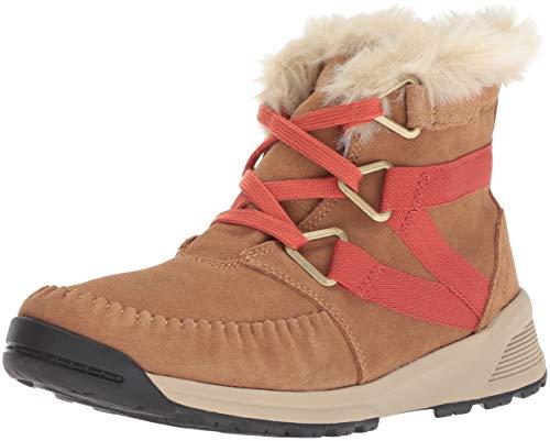 COLUMBIA Damen Stiefel, Wasserdicht, MARAGAL MID WP, Braun (Elk, Red Canyon), 40 (Columbia Damen Schneestiefel)