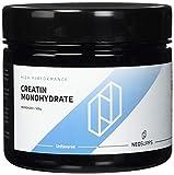 Hochwertiges Creatin Monohydrat Pulver für Muskelaufbau & Leistungssteigerung | Kreatin-Pulver zur Unterstützung im Kraftsport & Bodybuilding | Geschmacksneutral, Vegan | Neosupps - 500g Pulver