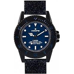 2515l-13Hoops Uhr Curved blau