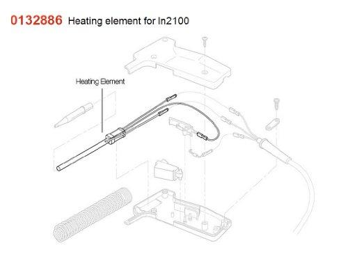 JBC – Resistencia De Recambio Para Soldador Instantaneo Modelo: -In2100