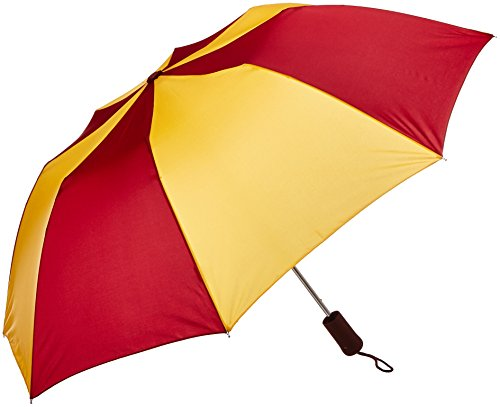 rainkist-the-star-auto-open-umbrella-burgundy-gold