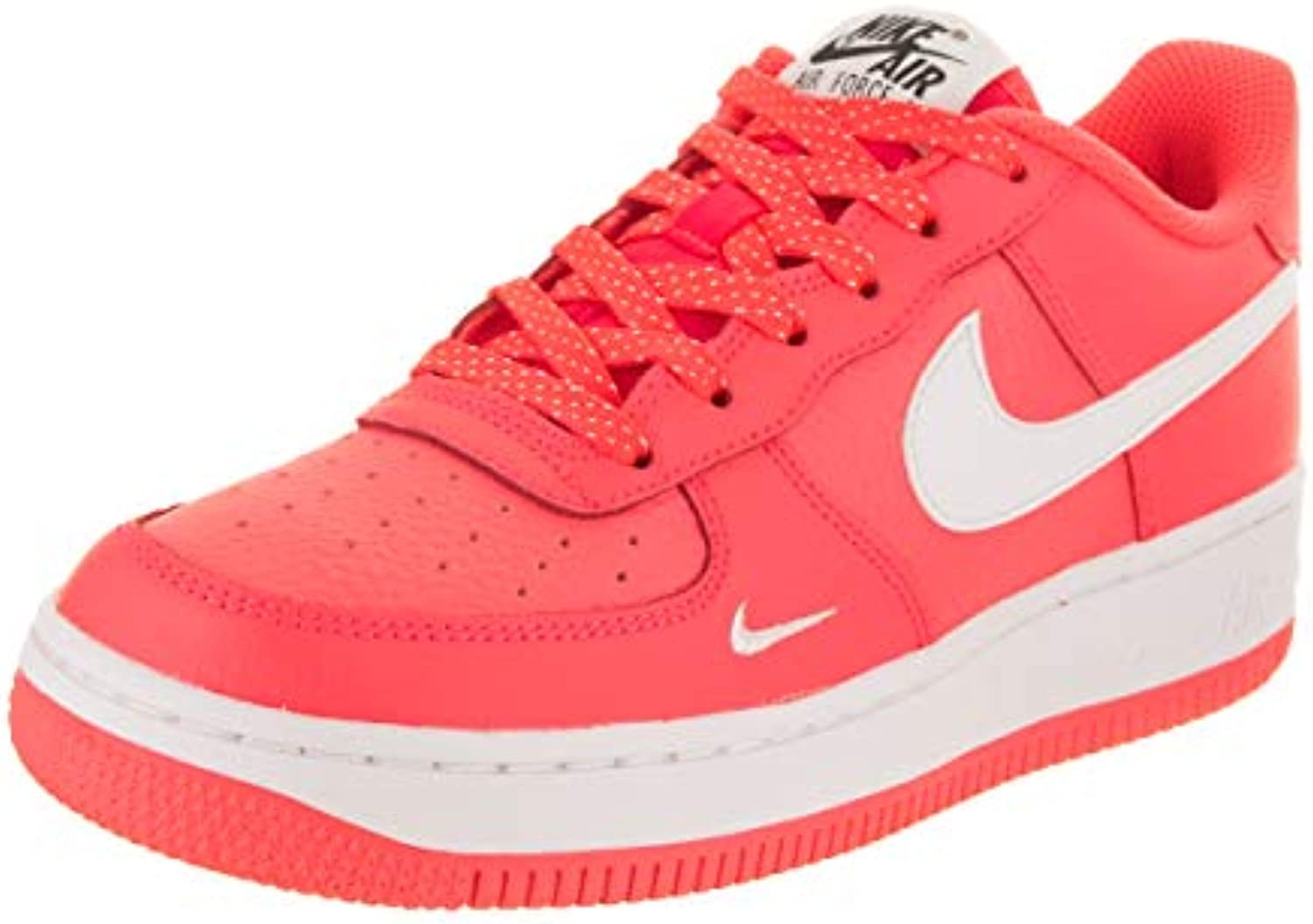 Nike Air Force 1 Hot Punch/White-White Kid) (Big Kid) Punch/White-White 22ac39