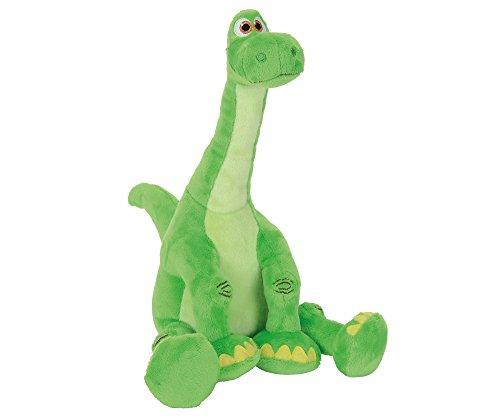 "Image of Childrens 12"" Disney The Good Dinosaur Soft Plush Toys Movie Film - Sitting Arlo"