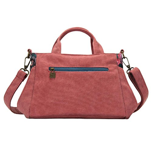 Chang Spent tela minimalista Mobile Messenger bag delle donne piccolo pacchetto piazza , a a