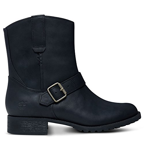 Timberland Banfield Pull On Boots  Black  7 UK