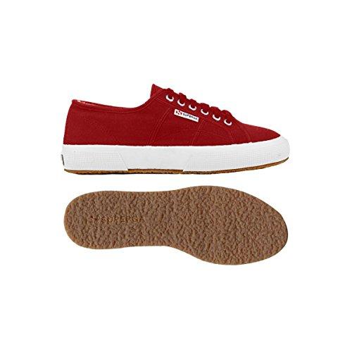 Superga 2750- COBINU S002KI0 Unisex - Erwachsene Fashion Sneakers Rot/Red