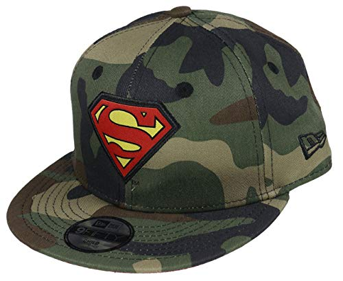 New Era Kinder Kappe Character 9Fifty Snapback Superman Youth