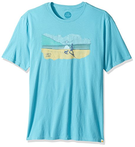life-is-good-mens-beach-dog-walk-smooth-tee-bleached-blue-medium