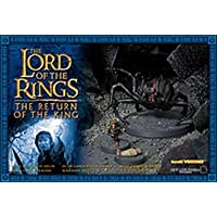 games workshop lord of the rings in the clutches of shelob