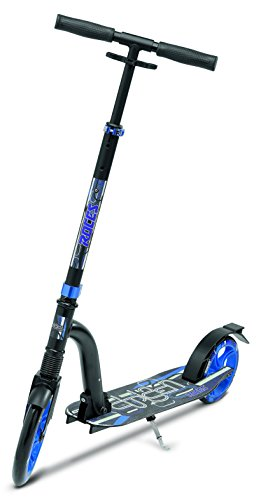 Roces Citizen Scooter 230Mm Absorber Monopattino, Unisex Adulto, Nero