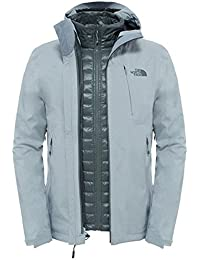 The North Face M Thermoball Triclimate Jacket - EU - Chaqueta para hombre, color gris, talla M