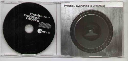 PHOENIX - EVERYTHING IS EVERYTHING - CD (not vinyl) -