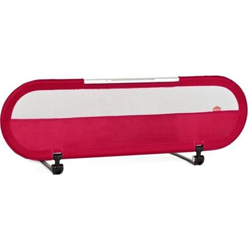 BabyHome 300651 - Barrera De Cama Side Light Con Luz Led Rojo