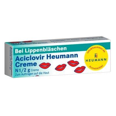 Aciclovir Heumann, 2 g Creme