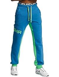 Shisha Herren Hosen / Jogginghose Sundag blau 2XL