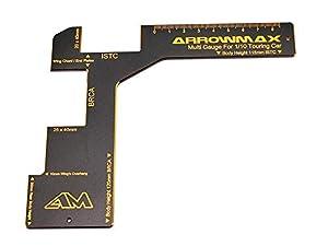 Arrowmax AM-171035 - Herramienta, Color Negro y Dorado