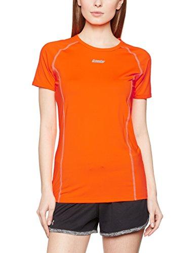 Gregster Damen Rundhals Sport T-shirt, 11128 - Laufen Im Winter T-shirt