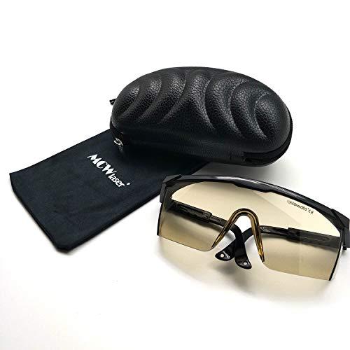 MCWlaser CO2 Laser Safty Schutzbrille Brille 10600nm 10.6um Absorptionstyp CO2 Laser Brillen Für CO2 Lasergravur Cuttinge Schönheitsbehandlung Instrument EP-4