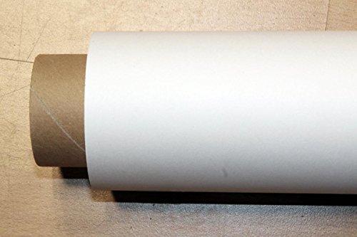Hintergrundkarton weiß Foto Papierhintergrund 2,72 x 11m 150g/qm