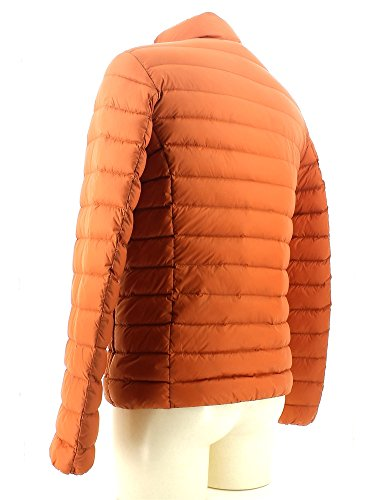 Geox m4425d T1816 Down Jacket Man Orange canyon