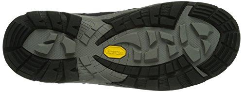 Brütting Sierra Low S, Chaussures de randonnée homme Gris - Grau (grau/schwarz/pink)