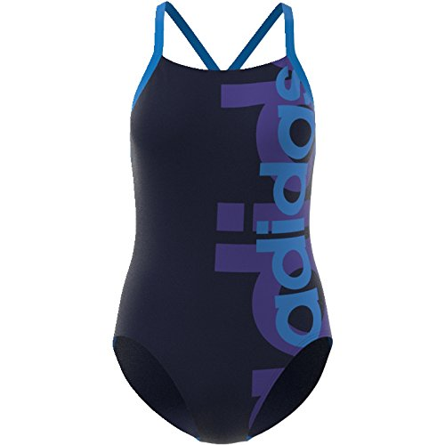 adidas Damen Infinitex Essence Badeanzug Legend Ink/Energy Ink