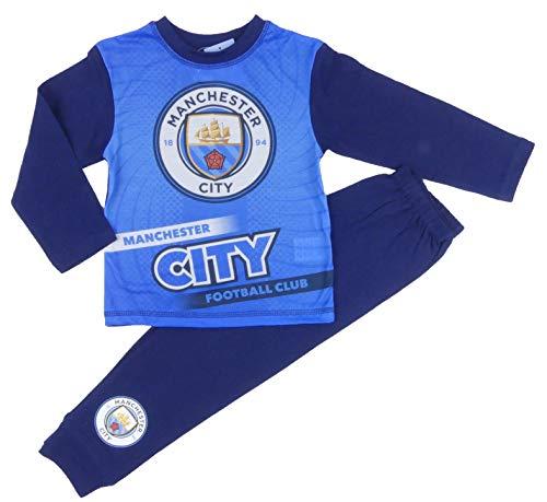 542af66a96f0d1 Boys Football Team Pyjamas Liverpool Arsenal Man U Man City Chelsea 2 to  12yrs (Manchester