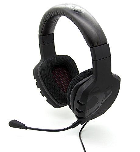 Ozone Rage ST - OZRAGESTK - Auriculares Gaming con Micrófono, Color Negro