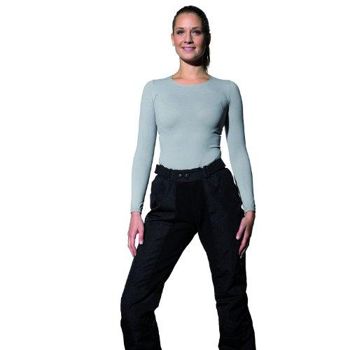 Racer Pretty Ladies Textilhose, Schwarz, Größe XS