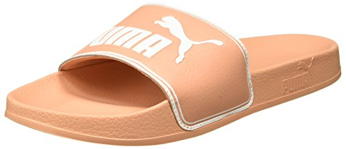 finest selection d3a0c 232b9 Puma Unisex Adult Leadcat Beach and Pool Shoes, Beige (Muted Clay-puma White