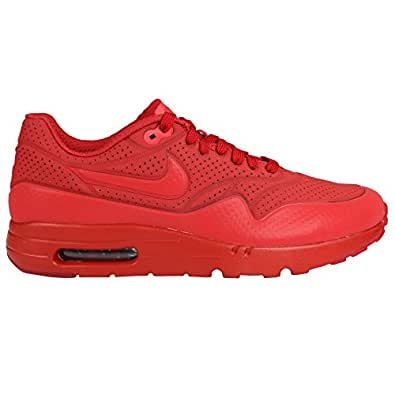 NIKE Chaussures de sport Chaussures Homme Air Max Ultra moire Sneaker 705297606 - Rouge - Rouge, 42.5