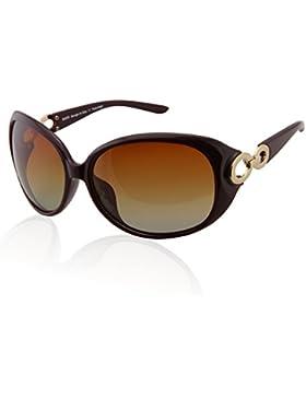 Gafas De Sol Polarizadas Estrella Clásica De Mujer Duco 100% Protección UV 1220