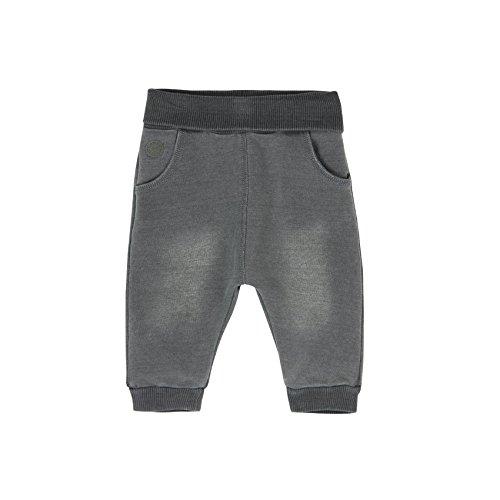 boboli 116154, Pantalones Deportivos Unisex Bebé, Gris (Grey), 68 (Tamaño del Fabricante:6M)