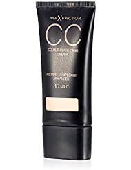 Max Factor CC Farbe 30light Correcting Cream mit SPF 1030ml