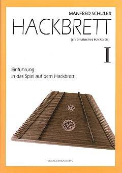 HACKBRETT 1 - EINFUEHRUNG IN DAS SPIEL - arrangiert für Hackbrett [Noten / Sheetmusic] Komponist: SCHULER MANFRED