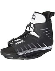 Jobe esquí acuático con unidad fijaciones, color negro, tamaño Size 8/11