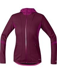 Gore Bike Wear Sunlight Tricot Softshell à capuche pour femme