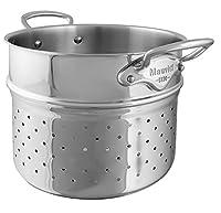 Mauviel M'Cook Stainless Steel Pasta Insert