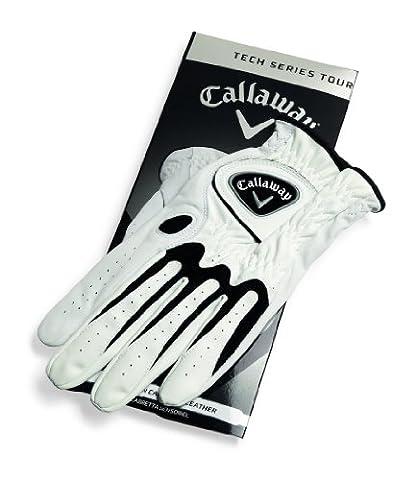 Callaway Golf Herren Cadet Tech Series Tour Handschuh, Herren