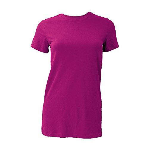 T-shirt à manches courtes Bella The Favourite Tee pour femme Rouge