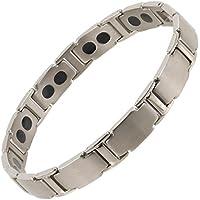 sisto-x ® Herren Damen Armband Titan Paris Heilung Therapie Elegante Geschenkbox preisvergleich bei billige-tabletten.eu