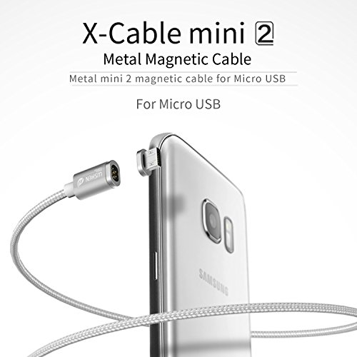 nxetr-magnetic-micro-usb-cable-nylon-braided-data-charger-charging-lead-with-metal-plug-led-indicato
