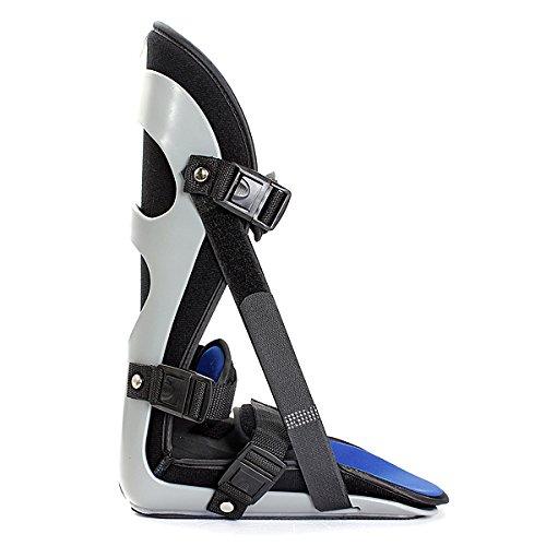 Fuß Rücken Night Splint–Weiches Licht Futter–für die Behandlung von Plantarfasziitis achillessehnenentzündung Drop Fuß–O3