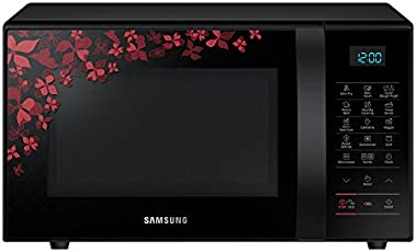 Samsung 21 L Convection Microwave Oven (CE77JD-SB/XTL, Black)