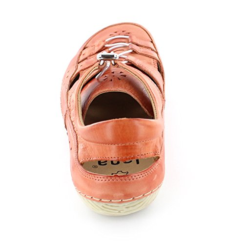 Jana Damen 23702 Oxfords Orange