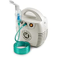 Preisvergleich für Little Doctor LD-211C Inhaliergerät Aerosol Therapie Vernebler mit Kompressor (Weiß)