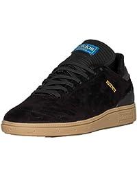adidas Busenitz, Chaussures de Fitness Homme, Noir (Negbas/Negbas/Ftwbla 000), 43 1/3 EU