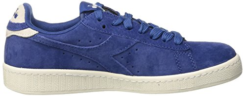 Diadora Game Low S, Sneaker Basses Mixte Adulte Bleu (Blu Estate)