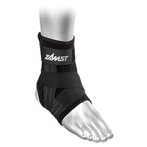 Zamst New A1 links Stützbandage Clothing Medium weiß/violett